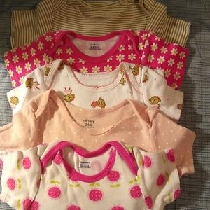 Bundle of short sleeve 24 months onesies